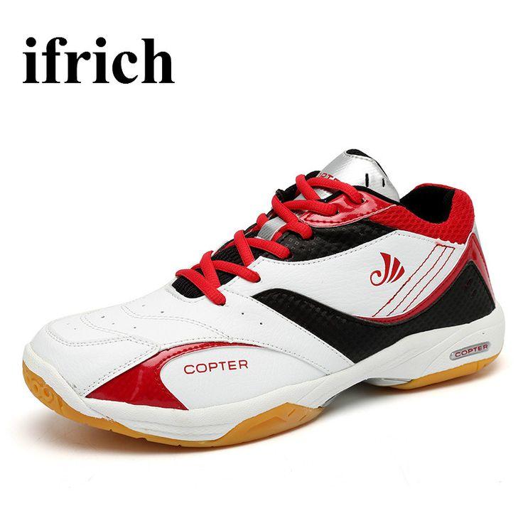 New Sport Shoes Men Badminton Sneakers Red/Blue/Black Anti-slippery Badminton Shoes Mens Indoor Court Shoes Indoor Sneakers