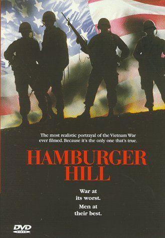Hamburger Hill - Great Vietnam film