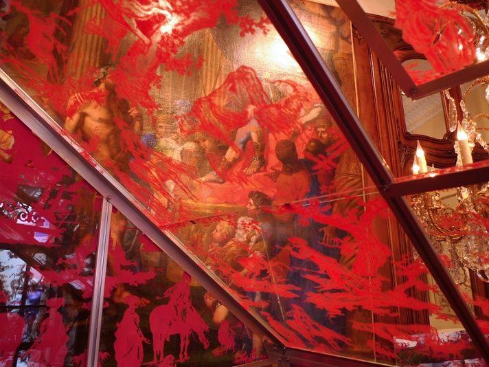 EFFET DE SERRE  Carré Rive Gauche / Le Meilleur de l'Art du jeudi 27 mai au samedi 5 juin 2010 Galerie Jean-Pierre Gros – Objets d'Art du XVIIIème –   Joël Paubel