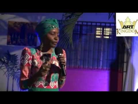 "Art Kingcess.039 ""Zuhura"" ~ Upcoming Poet from Tanzania, Dar es salaam"