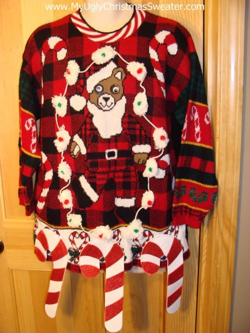 tacky+christmas | ... to an Ugly Christmas Sweater party? | Ugly