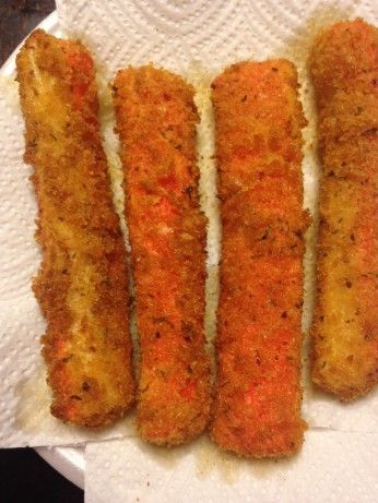 Imitation Crabsticks are not just for salads. They can also be a tasty appetizer, because they are full of flavor.