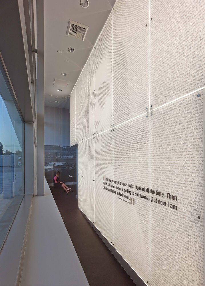 Museum of Tolerance, Anne Frank Exhibit / Yazdani Studio