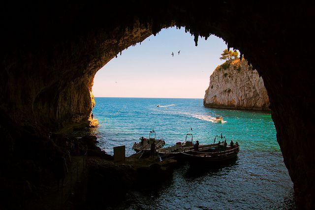 Zinzulusa show cave - Castro Marina - Lecce - Apulia