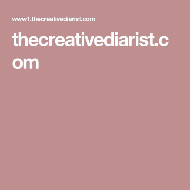 thecreativediarist.com