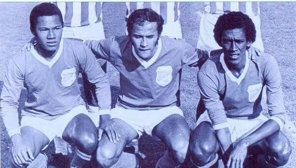 Willington Ortiz, Alejandro Brand y Jaime Morón. Millonarios 72