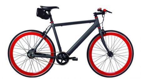#Bicicleta #elétrica para los que están #cansados de #pedalear.