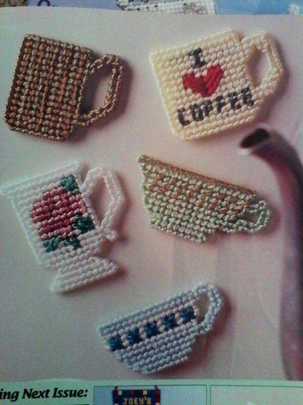 Coffee cups 1/2