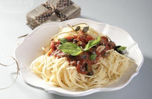 Снимка за Спагети ала путанеска