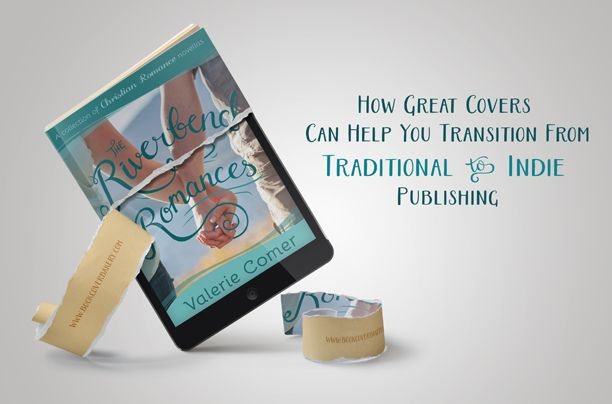 So, your book was traditionally published. You had a professional editor help you to make it awesome, and a professional designer create your cover. Now the rights for that book have reverted back …