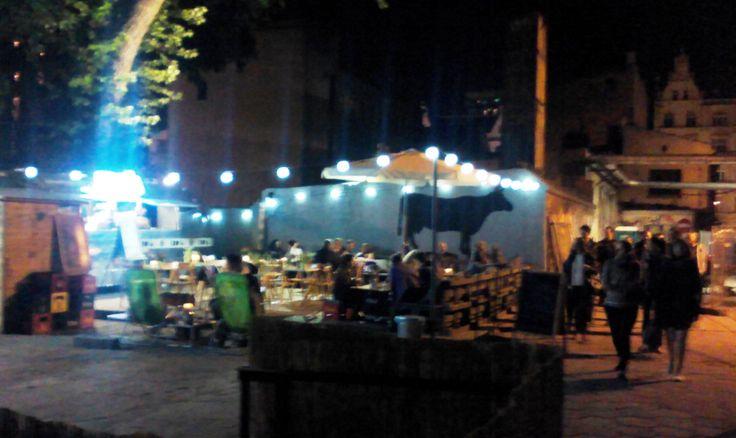Off Piotrkowska nocą, Łódź