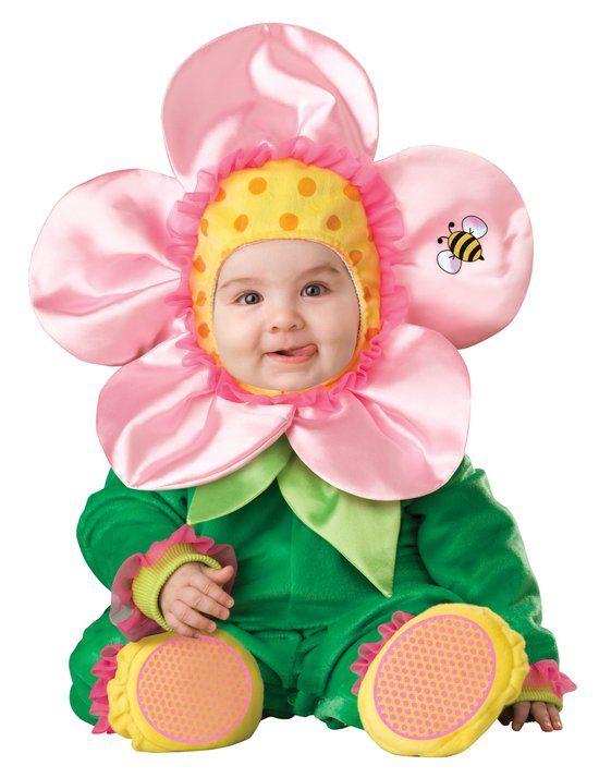 """""""Bloem kostuum voor baby's - Premium - Kinderkostuums - 74 - 80"""""""