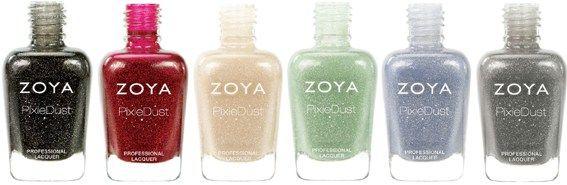 """Zoya Spring 2013 Pixie Dust Collection - Весенняя коллекция лаков Зоя 2013 """"Волшебная пыль"""""""