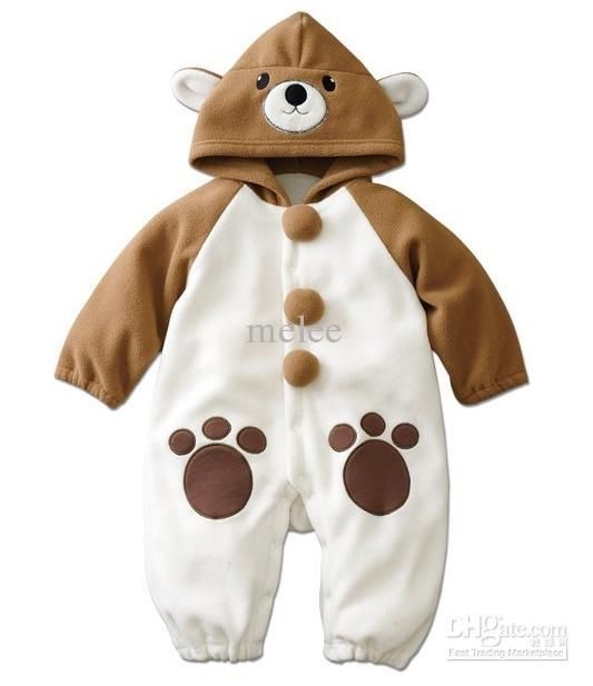 Cute baby clothes - its a little beaar :3