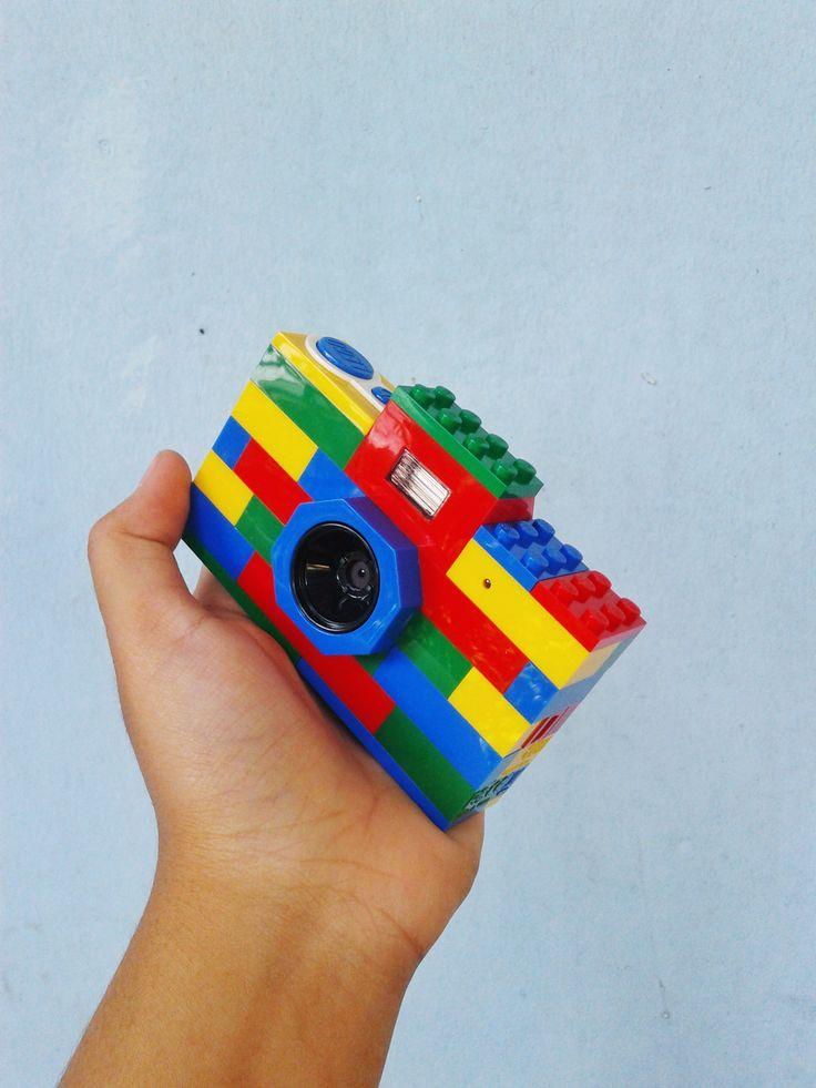 LEGO Toy Camera