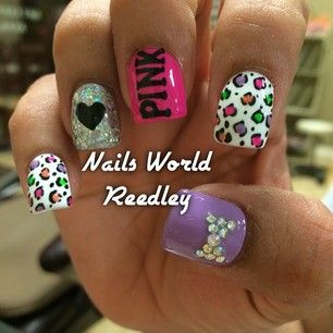 Acrylic nails – Stuff to Try
