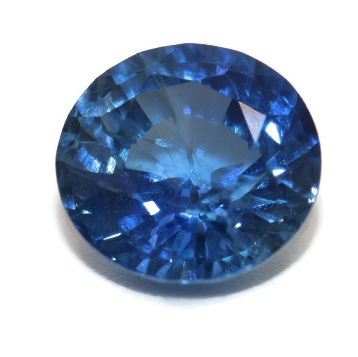 Natural Blue Sapphire, Loose Sapphire Stone, Round Shape Blue Sapphire, September Birthstone, Natural Sapphire Stone by BridalRings on Etsy https://www.etsy.com/listing/508489035/natural-blue-sapphire-loose-sapphire