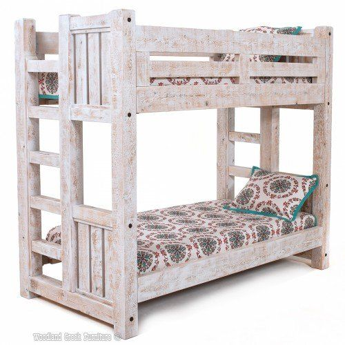 Woodland Letti A Castello.Sawmill Rough Sawn Timber Bunk Bed Letti A Castello E Castello