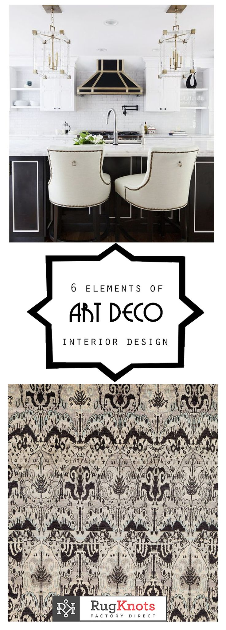 Wondering how to bring 20s glamour to your home? We've compiled a list of everything you need to know about Art Deco design! From foreign influences to geometric shapes....