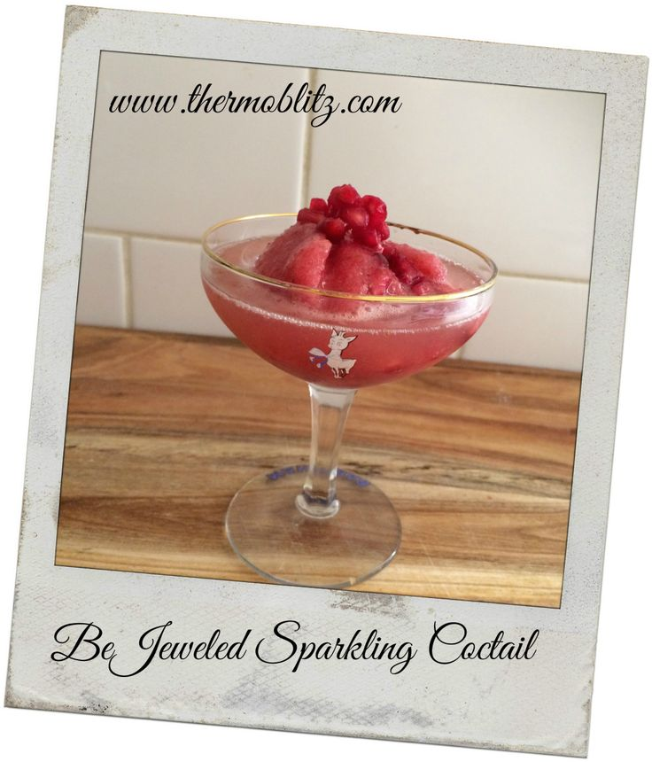 how to make pomegranate juice thermomix
