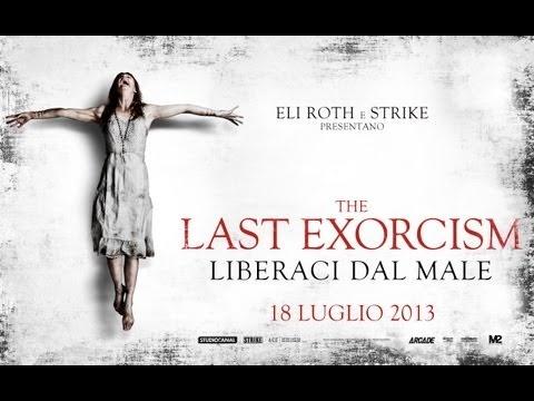 #TheLastExorcism - Liberaci dal male. #Trailer italiano ufficiale del #film #horror prodotto da #EliRoth, #alcinema dal 18 LUGLIO.