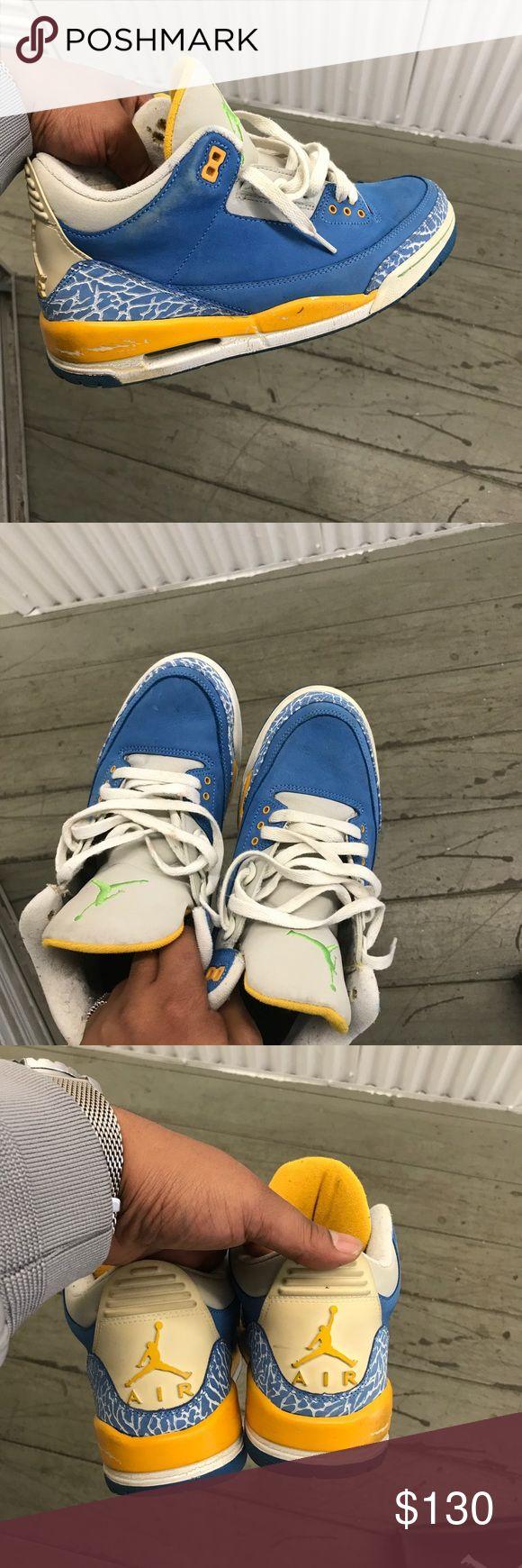 Air Jordan Spike Lee 3's Sz 9 Air Jordan Spike Lee 3's Sz 9 Air Jordan Shoes Sneakers