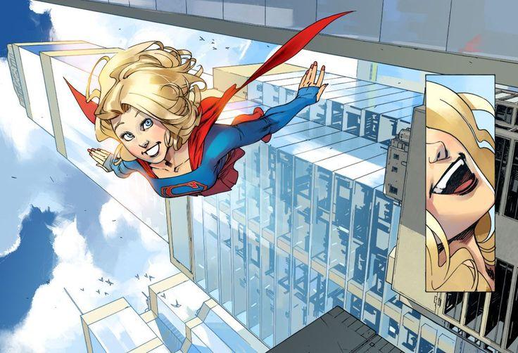 Una nuova eroina sbarca tra i fumetti, la DC Comics ha dichiarato di essere pronta all'esordio di un fumetto digitale ispirato a Supergirl che prenderà il titolo di Adventures of Supergirl. C…