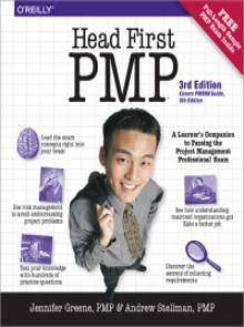 Head First PMP 3rd Edition Pdf Download e-Book