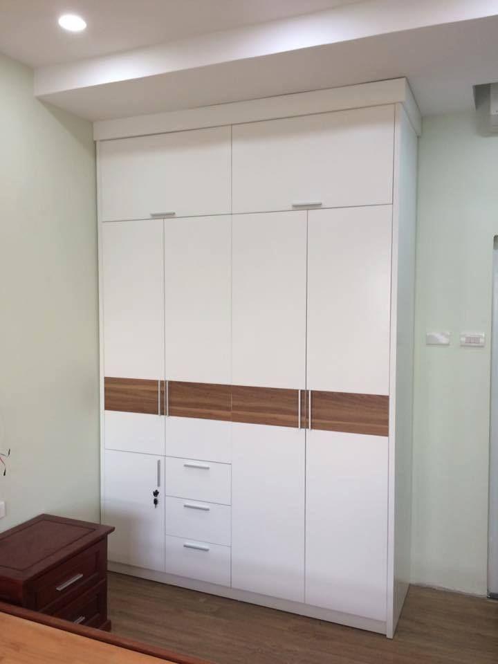 Bí quyết chọn tủ quần áo đẹp cho nội thất chung cư