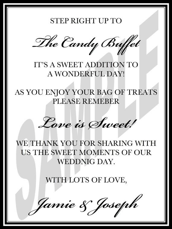 27 best Items to Order images on Pinterest Wedding bathroom signs - best of sample letter of invitation to special event