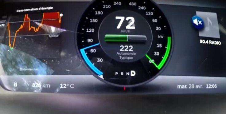 Dotée d'une autonomie de 15 km, la version miniaturisée de la Tesla Model S proposée par la société Radio Flyer est disponible en précommande à partir de 499 dollars.