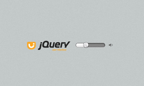 Creating A Volume Controller With JQuery UI Slider