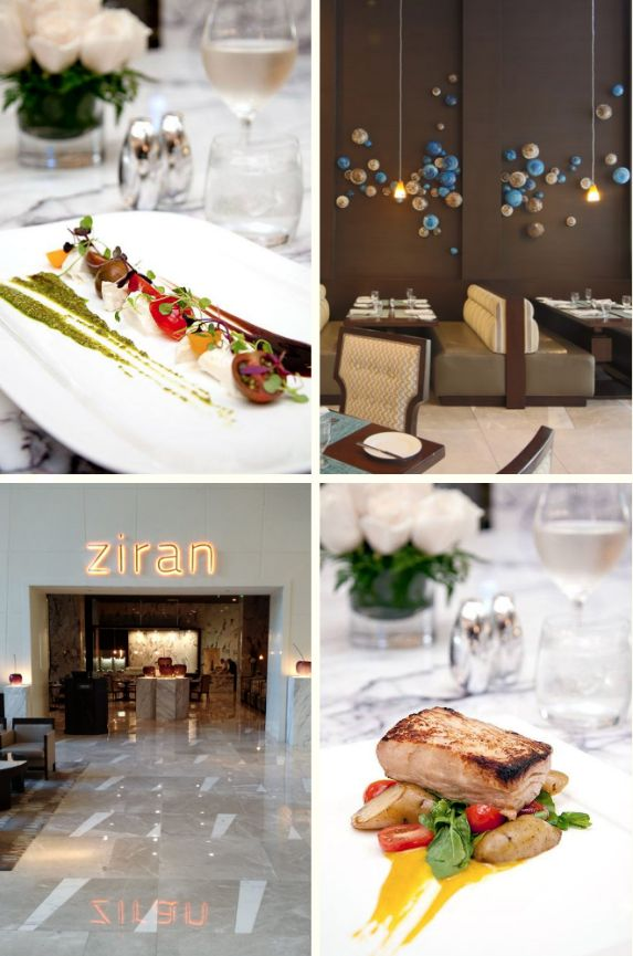Any foodie would be happy to taste the flavors of Ziran, here in Downtown Los Angeles! Restaurants in Downtown LA. Los Angeles restaurants. #foodie #LA #LosAngeles #LAFoodie #tasty #delicious #yum #LAHotel #DTLA #DowntownLosAngeles #DowntownLA #foodlover #delish #fresh #tasty #foodphotography #foods #delicious