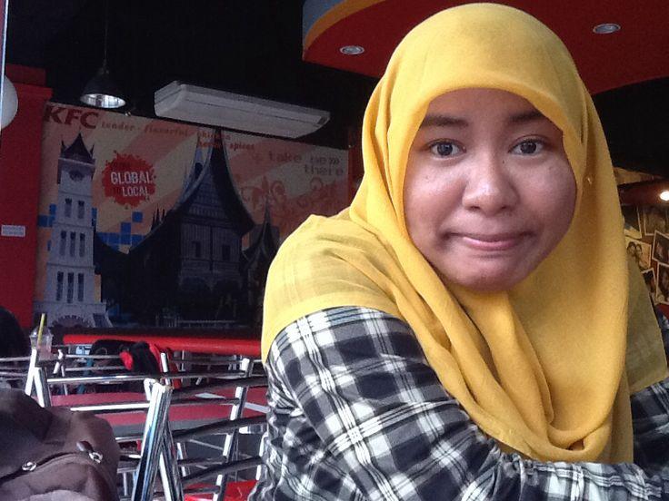 With Be @ KFC veteran padang