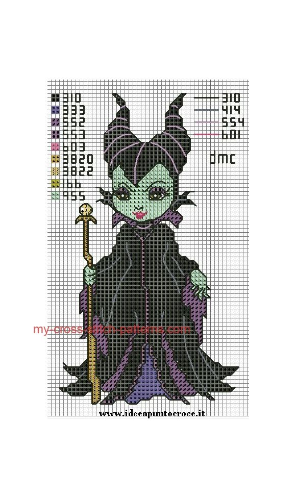 MALEFICENT (click to view)