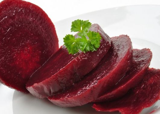 Beetroots have amazing benefits!  1. Regulates blood pressure, also prevent heart attack and stroke.  2. Protects against cancer, slows the growth of tumors. 3. Relieves digestive problems. 4. Boosts the immune system. 5. Lifts up mood: contain certain compounds which help increase serotonin levels in the body and hence help with a good mood. 6. Cleanses the liver 7. helpful in boosting stamina and increasing energy 8. keep osteoporosis away with its silica that helps utilize calcium.