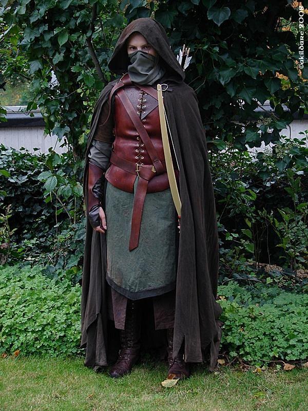 Dunedain Ranger Ranger Character Costumes Fantasy Costumes