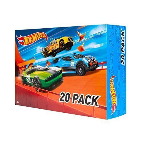 Car Cars For Boys Hot Wheels 20 Pcs Car Toy Toys Gift Pack Birthday Gift NEW #HotWheels