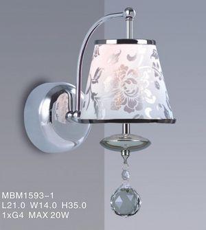 Kinkiet MELTA firmy Italux MBM1593-1 - Cudowne Lampy