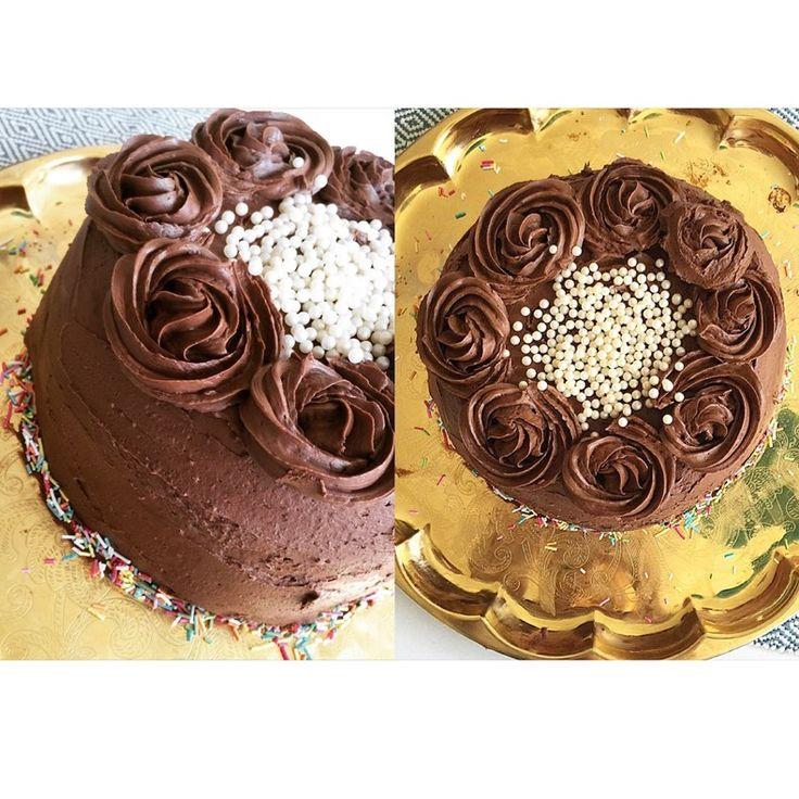 sweetcake Blogg: Chokladtårta