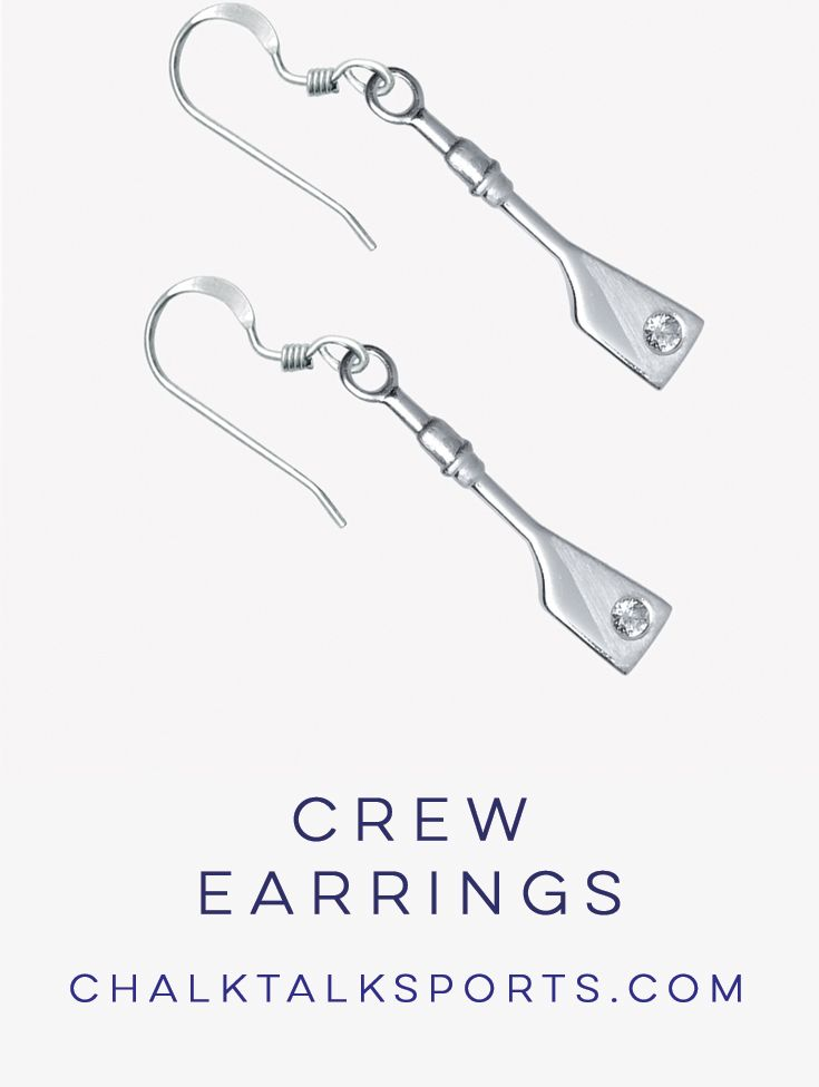Shop jewelry perfect for your rower, exclusively from ChalkTalkSPORTS!