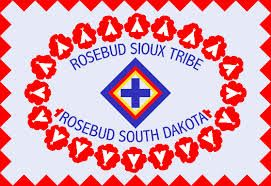 rosebud sioux tribe flag2