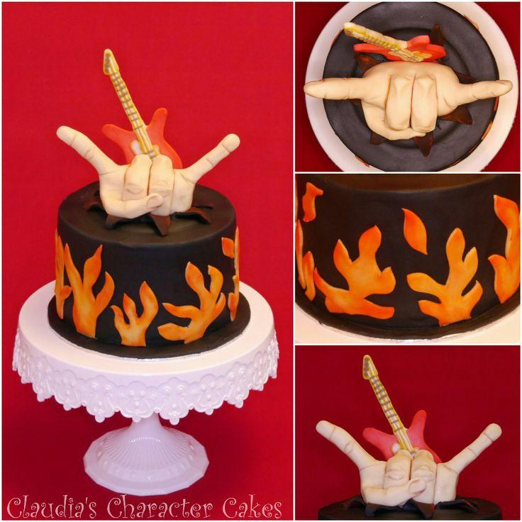 Hard Rock Torte | Hard Rock Cake