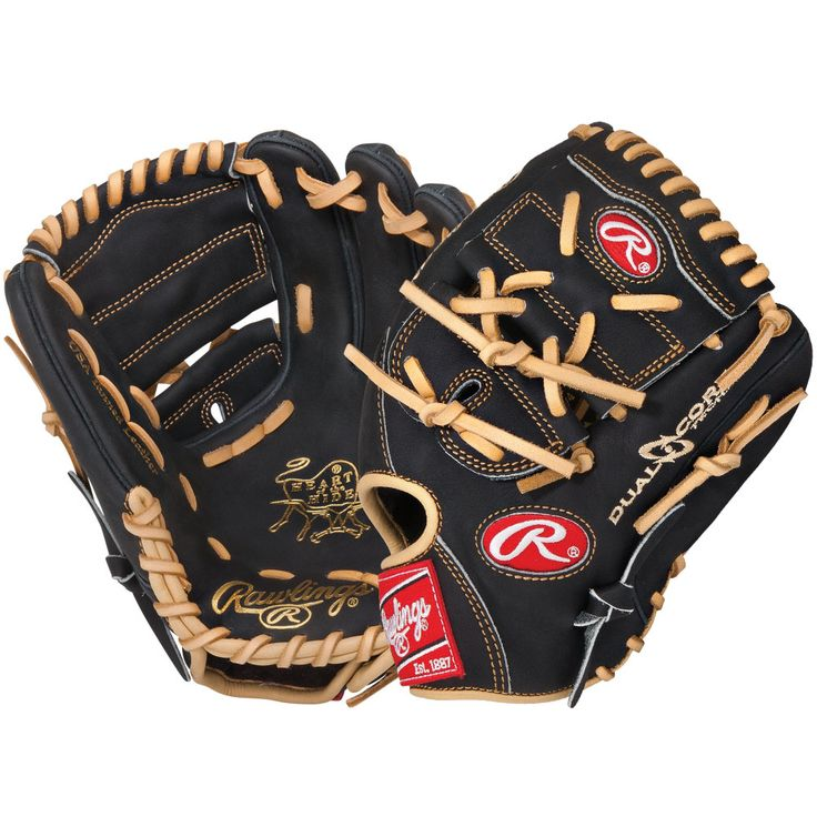 rawlings baseball gloves i web | Rawlings Heart Of The Hide Dual Core Pitcher/Infielder Baseball Glove ...