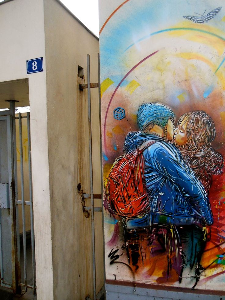 23 Spectacular Examples of Street Art for 2013 Guerrilla Marketing Photo