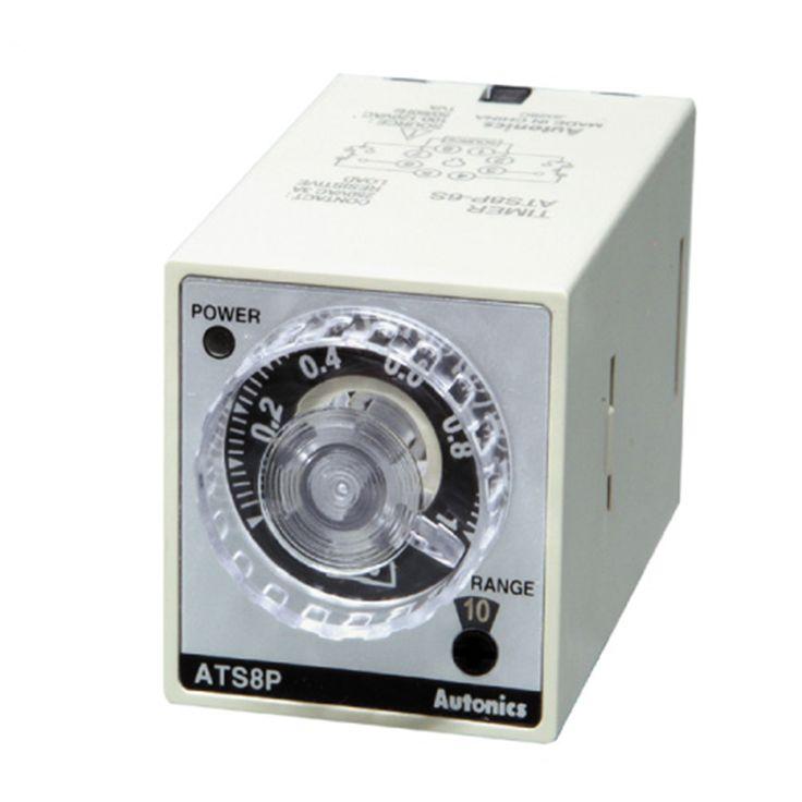 autonics-ats8p-2s-analog-kapatmada-gecikmeli-soketli-zamanlayicilar--mini-