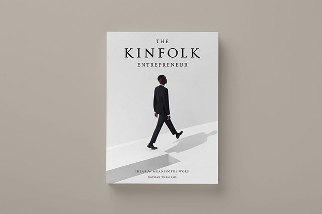 @studiogabrielleuk Join Nathan Williams @nathankinfolk and the @kinfolk team as they visit more than 40 creative entrepreneurs from around the world who are making business personal in their latest book 'The Kinfolk Entrepreneur - Ideas for Meaningful Work'. Available for pre-order now and arriving in Fall 2017 #studiogabrielleuk | via kinfolk.com/shop - Follow us on Instagram www.instagram.com/studiogabrielleuk