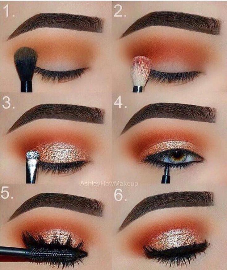 Impresionantes ideas de maquillaje paso a paso