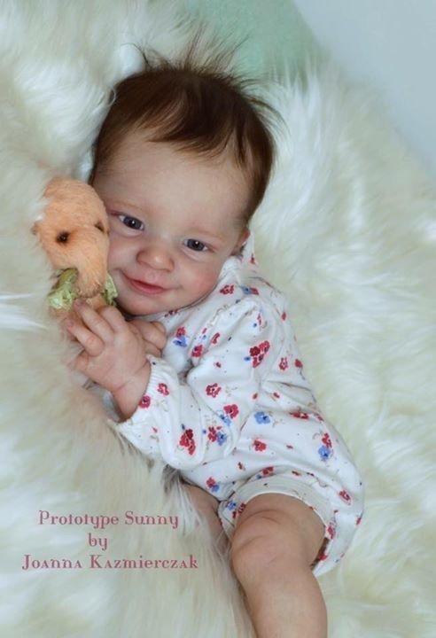 custom+Sunny+by+Joanna+Kazmierzak+reborn+baby+doll+