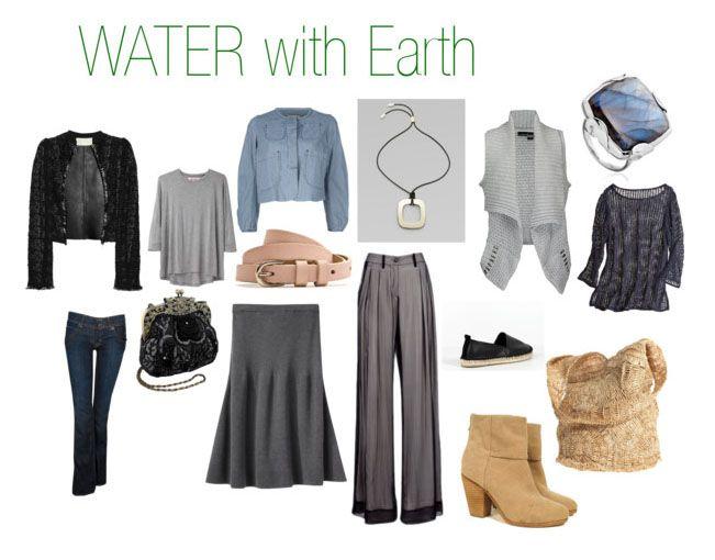 fashion feng shui water earth metal - Google Search